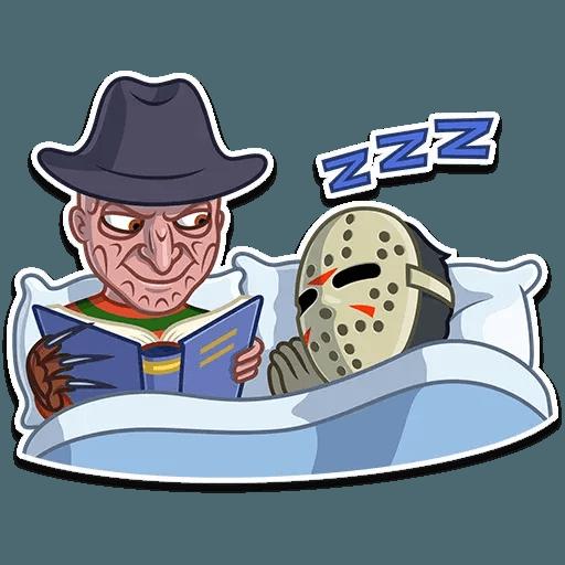 Horror - Sticker 25