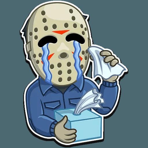 Horror - Sticker 12