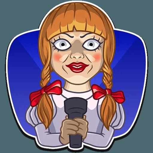 Horror - Sticker 20