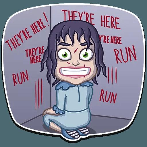 Horror - Sticker 29
