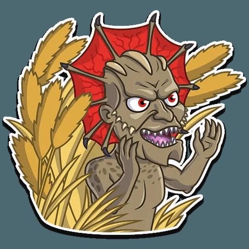 Horror - Sticker 11