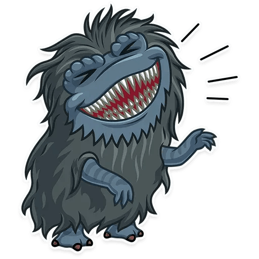 Horror - Sticker 16
