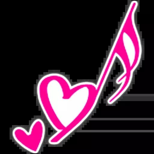 موزیک - Sticker 22
