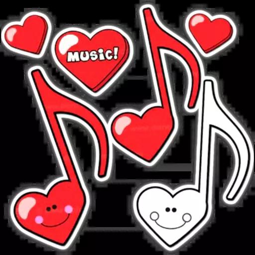 موزیک - Sticker 30