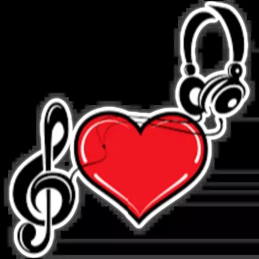 موزیک - Sticker 8