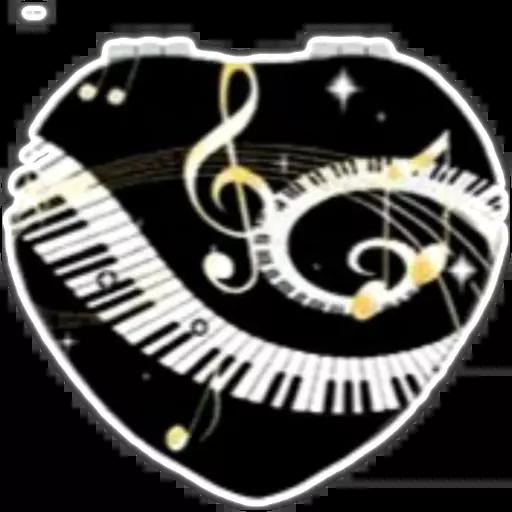 موزیک - Sticker 24