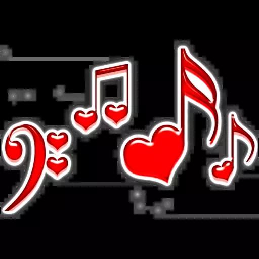 موزیک - Sticker 21