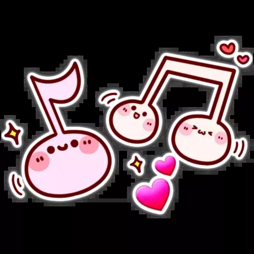 موزیک - Sticker 6