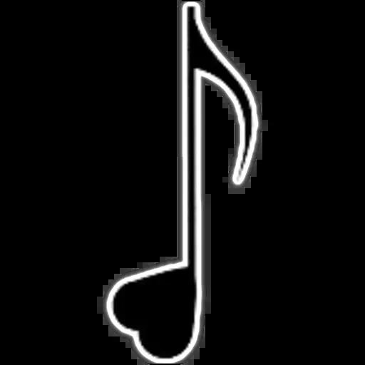 موزیک - Sticker 9