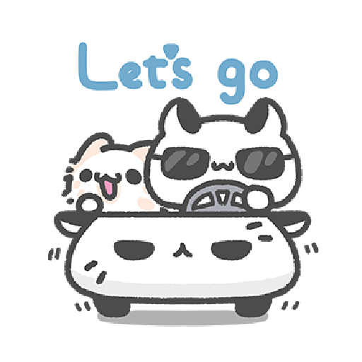 Akunya and Maonya's You can do it! 2 - Sticker 18