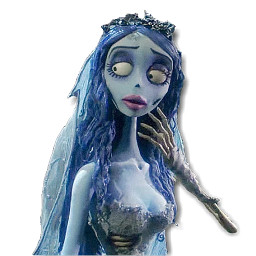 Corpse bride - Sticker 2