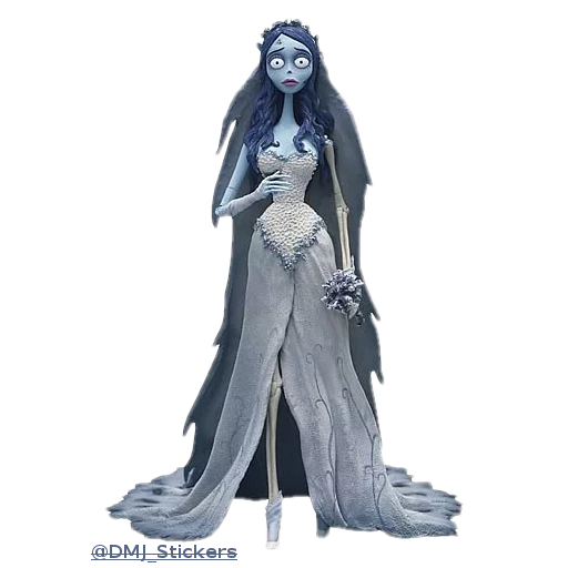 Corpse bride - Sticker 3