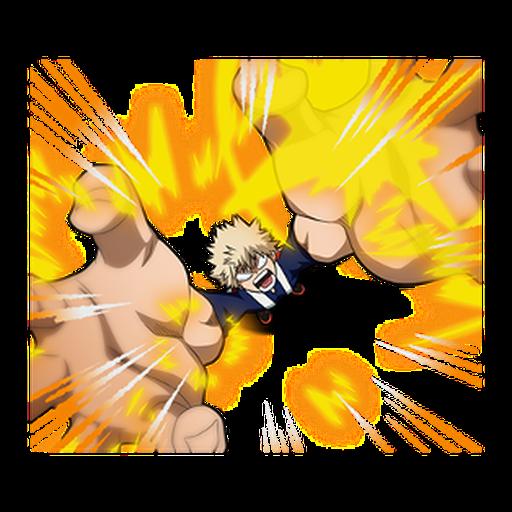 Boku no Hero Academia #3 - Sticker 19