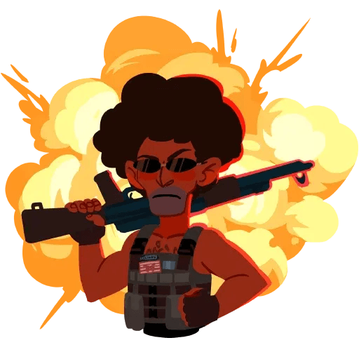 PUBG by narendra - Sticker 4
