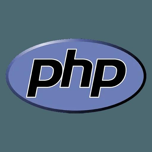 Web Technology Logos I - Sticker 3