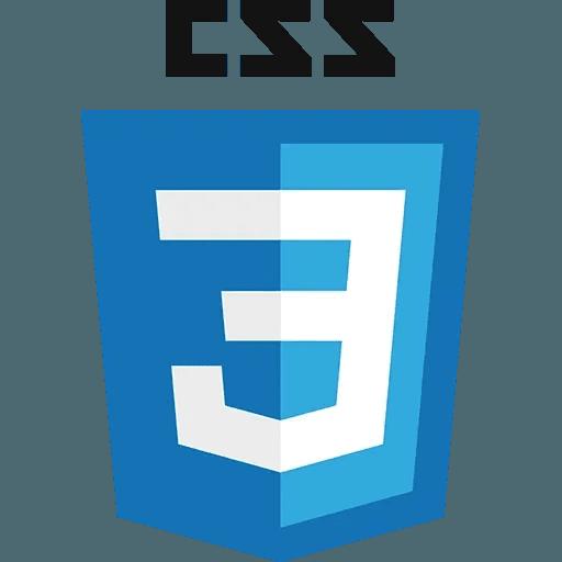 Web Technology Logos I - Sticker 5