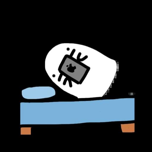 meh - Sticker 17