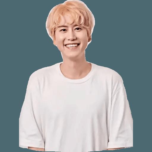 Kyuhyun - Sticker 2