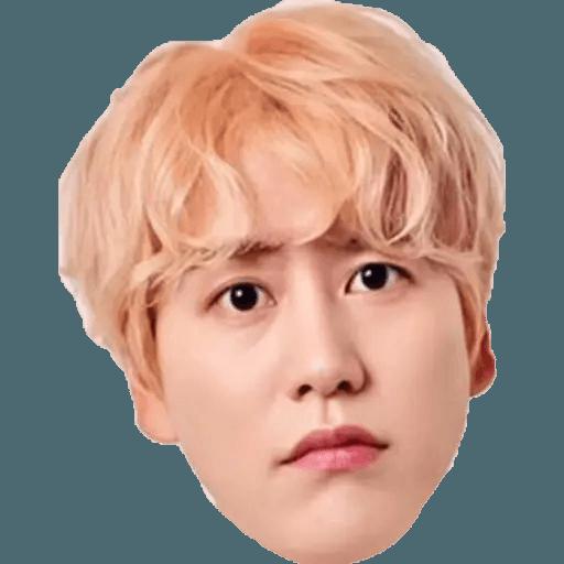 Kyuhyun - Tray Sticker