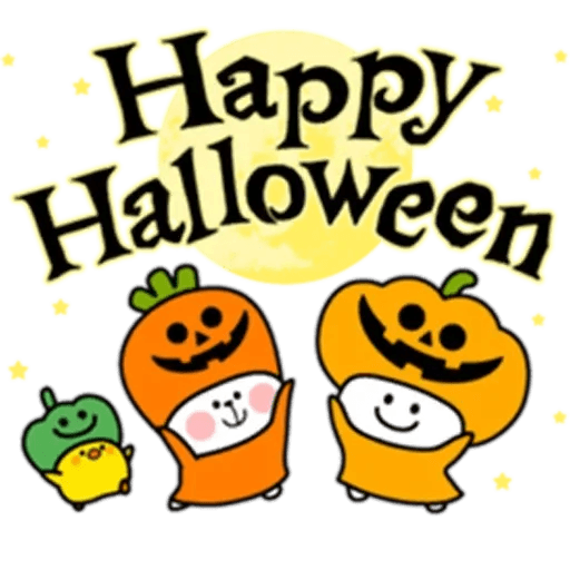 Spoiled rabbit Halloween - Sticker 27