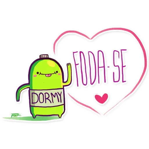 Dormynho - Sticker 1