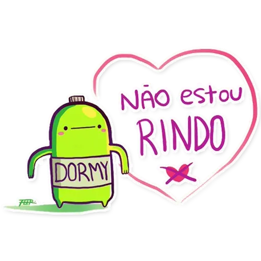 Dormynho - Sticker 2