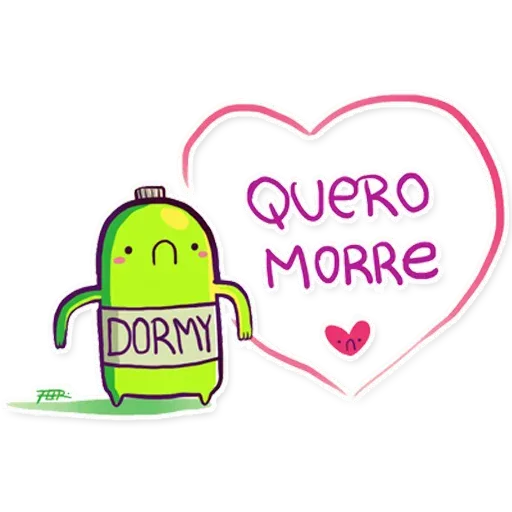 Dormynho - Sticker 5
