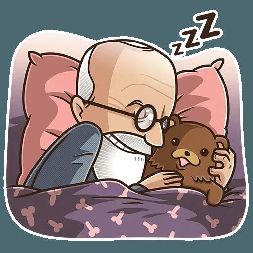 Sigmund Freud - Sticker 8
