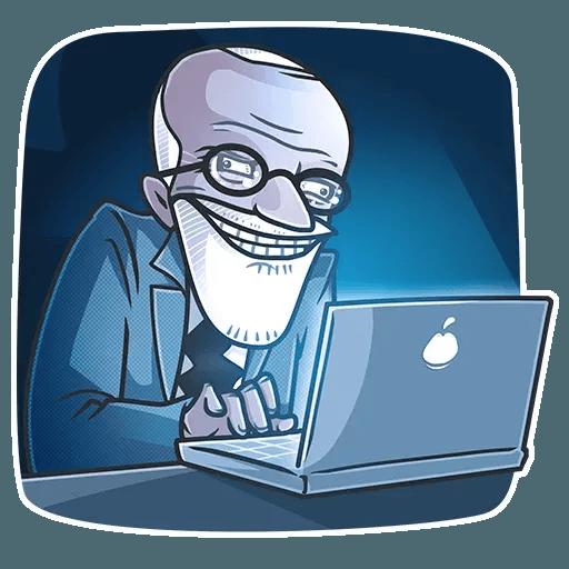 Sigmund Freud - Sticker 24