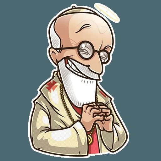 Sigmund Freud - Sticker 28