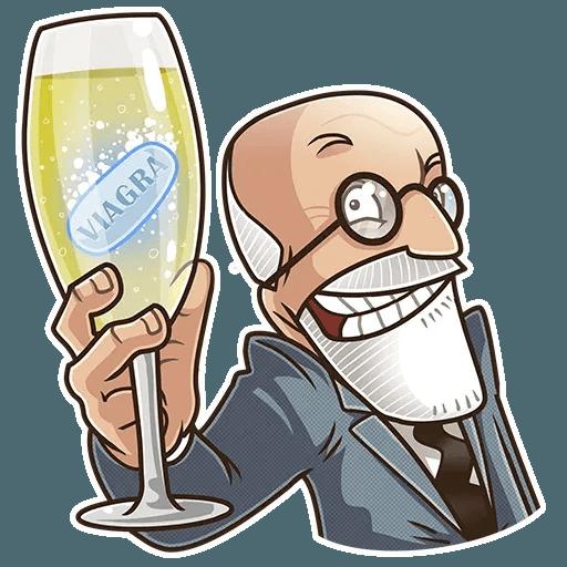 Sigmund Freud - Sticker 26