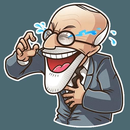 Sigmund Freud - Sticker 1