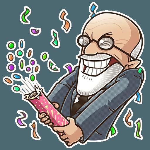 Sigmund Freud - Sticker 11