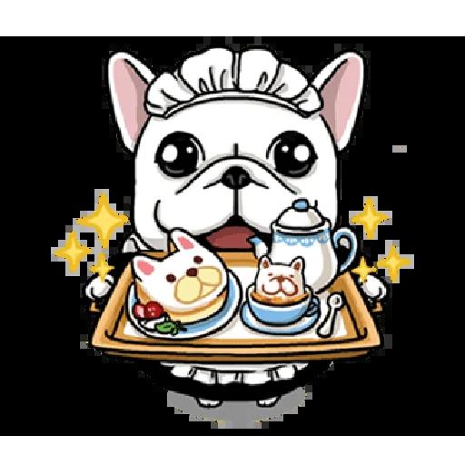 茶包飯丸2 - Sticker 13