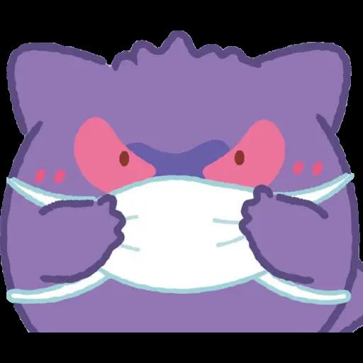 Pokemon Covid-19 - Sticker 2