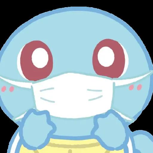 Pokemon Covid-19 - Sticker 5