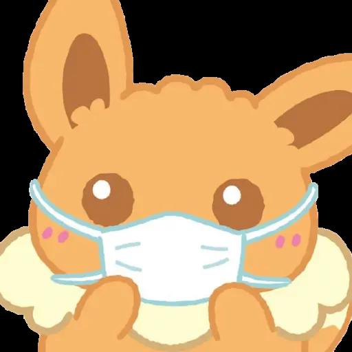 Pokemon Covid-19 - Sticker 13