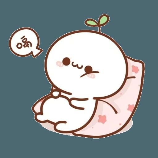 長草顏團子 - Sticker 2