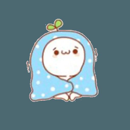 長草顏團子 - Sticker 4