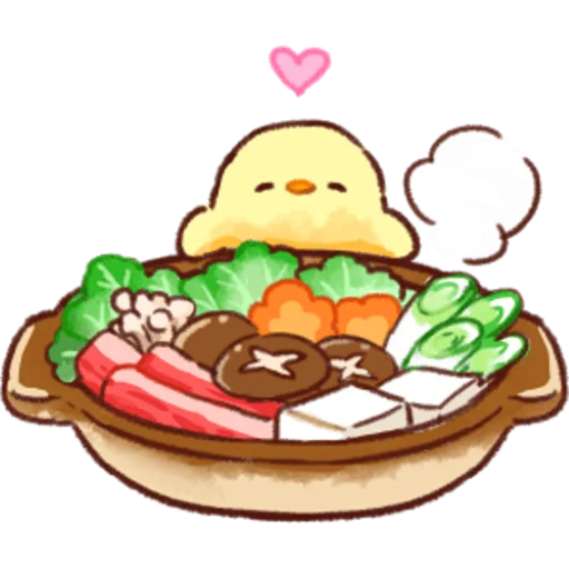 soft and cute chick 07 - Sticker 5