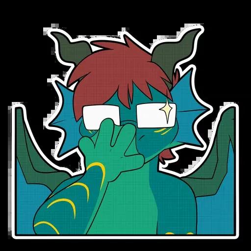 Dragons - Sticker 19