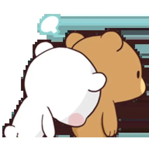 MilkMocha - Sticker 9
