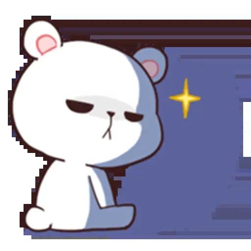 MilkMocha - Sticker 22