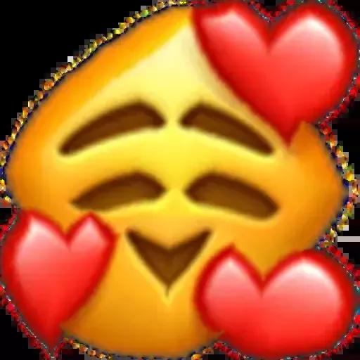 Emojies - Sticker 4