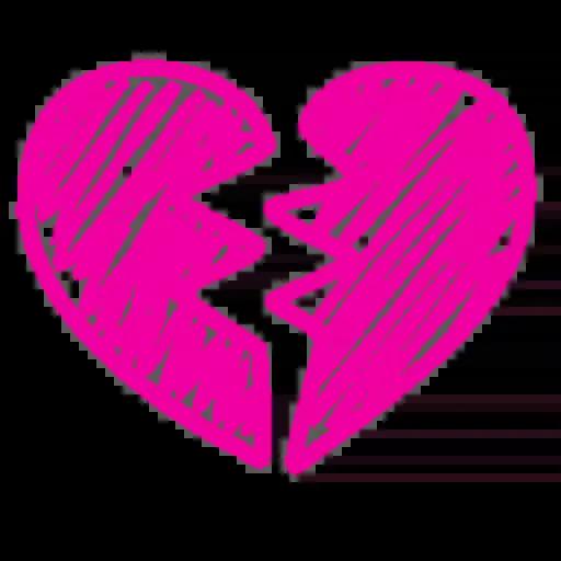 Hearts - Sticker 28
