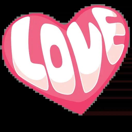Hearts - Sticker 14