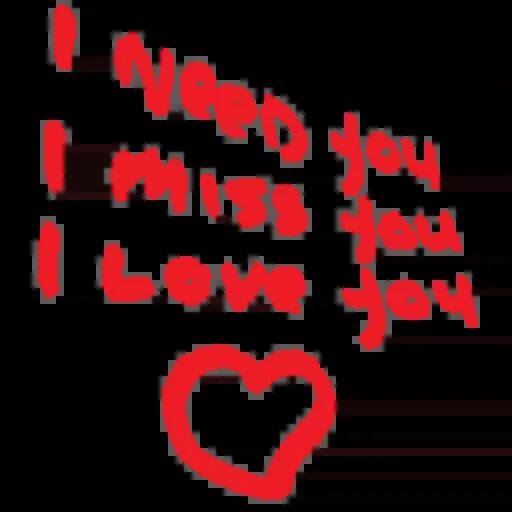 Hearts - Sticker 13