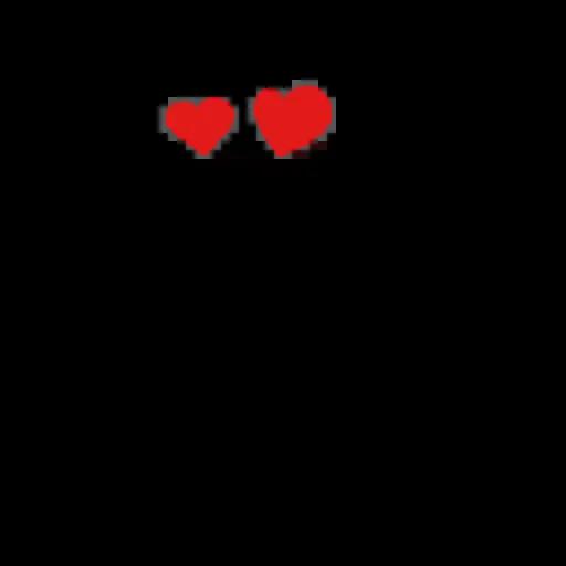 Hearts - Sticker 30