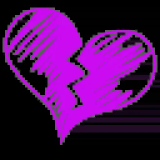 Hearts - Sticker 27