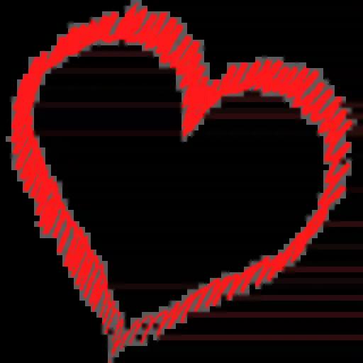Hearts - Sticker 23